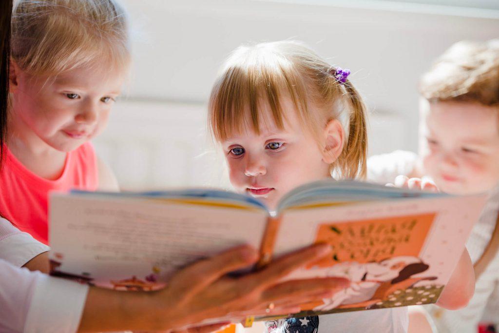 Montessori i Kropka / Montessori and Dot
